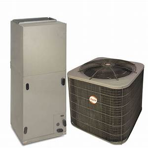 2 5 Ton Payne By Carrier 14 Seer R410a Air Conditioner