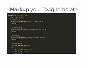drupal 8 theme system the backend of frontend With twig template variables