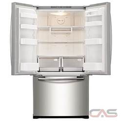 samsung rf18hfenbsr french door refrigerator 33 quot width