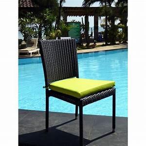 Chaise De Jardin En Resine : chaise en r sine tress e de qualit au meilleur prix ~ Farleysfitness.com Idées de Décoration