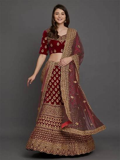 Latest Lehenga Brides Bridal Lahanga Rs Blouse
