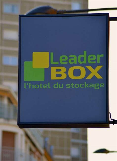 location box stockage garde meuble toulouse centre leaderbox