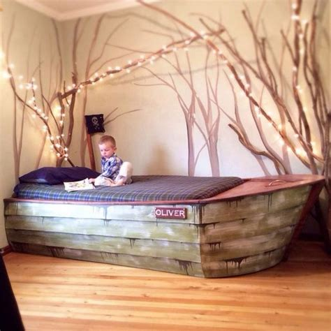 Float By Boat Four In A Bed by Diy Boat Bed Home Design Garden Architecture