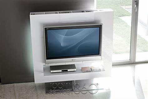 Panorama Swivel TV Stand by Bonaldo   room service 360°