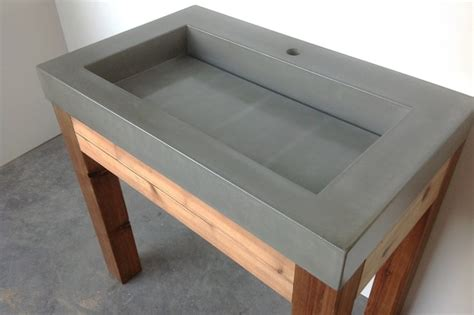 quot ravenna quot sink design from the loft line of concrete