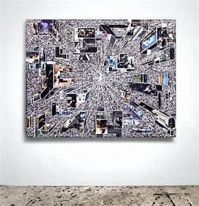 Collage Selbst Gestalten : leinwand collage selbst gestalten elegant innenarchitektur ~ A.2002-acura-tl-radio.info Haus und Dekorationen
