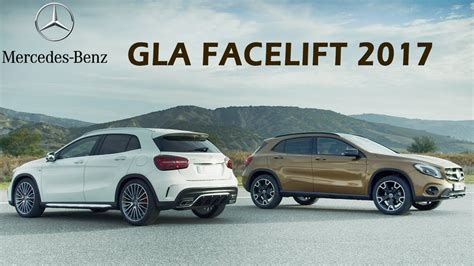 Mercedes Benz Gla 2017 Facelift Launched @ ₹3065 In India