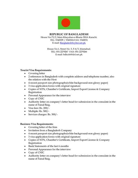 format sample sponsor letter  visitor visa canada