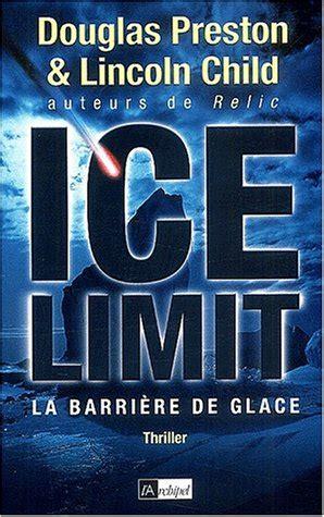 ice limit  douglas preston reviews discussion