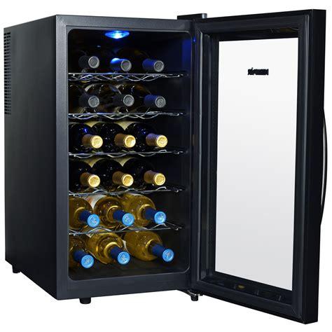 newair  bottle wine cooler refrigerator cellar