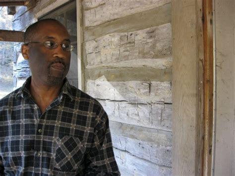 slave descendant john  baker jr teaches
