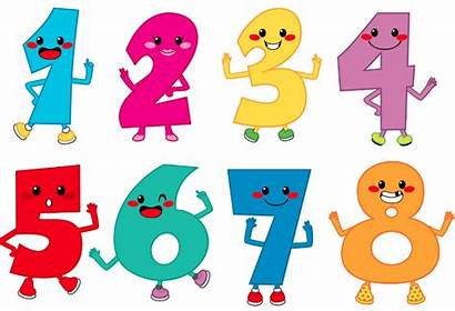 Numbers Counting Number Children Primary Skills Books