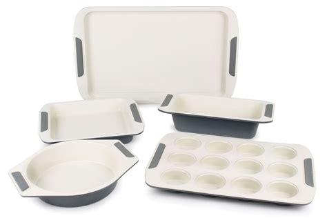 ceramic bakeware viking nonstick piece baking pans sets cutlery brand cutleryandmore