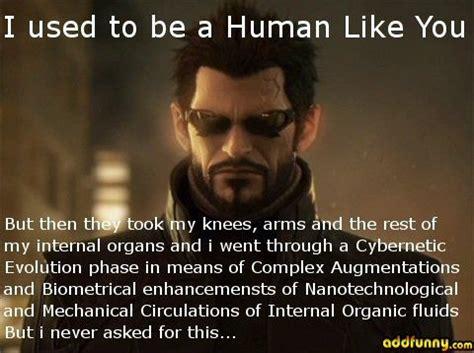 Deus Ex Memes - robocop deus ex pinterest