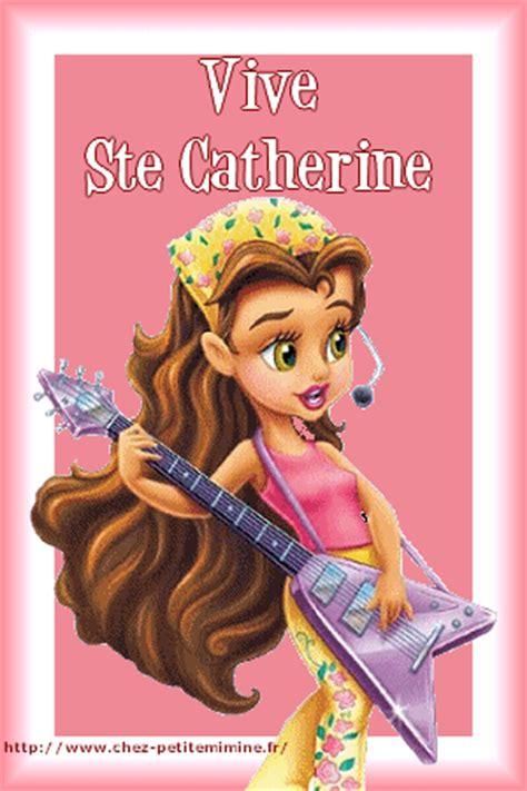 Carte De Sainte Catherine à Imprimer by Bonne F 234 Te De St Catherine 224 Toutes Les Catherinettes