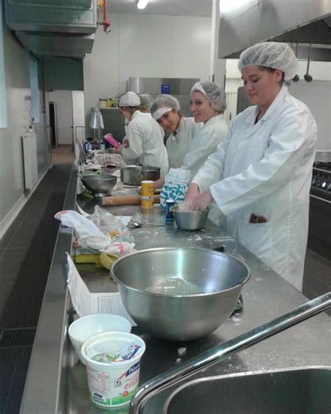 formation cuisine nord actualites2015 2016 tp cuisine avec les élèves de bac