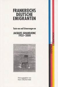 Frankreichs Deutsche Emigranten