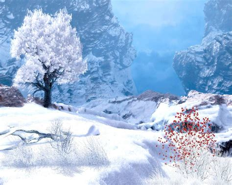 Winter Snow Animated Wallpaper - free animated winter desktop wallpaper free desktop