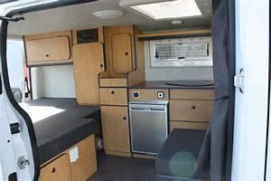 Amenagement Camion Camping Car : amenagement fourgon camping car ~ Maxctalentgroup.com Avis de Voitures