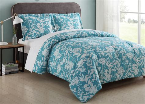 essential home 3 piece comforter sets as low as 8 17 at