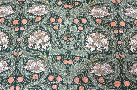 William Morris Upholstery Fabric by Vintage Liberty William Morris Marigold Drapery