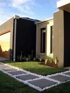comment mettre en place une allee de gravillons dans son With amenagement exterieur terrasse maison 6 amenagement exterieur dune habitation familiale