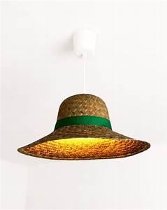 Chapeau De Lampe : suspension chapeau lampe hat pendant lighting lamp by ~ Melissatoandfro.com Idées de Décoration