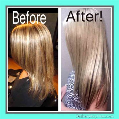 Hair Colors Gallery by Before And After Haircut Hair Color Picture Gallery