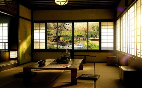 HD wallpapers japanese inspired interior design