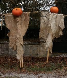 Scary Halloween Scarecrow Ideas