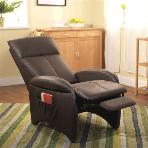 leather lazy boy recliner chair accent living furniture