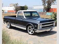 Cleaner Than A Dime, '69 C10 LSX Magazine