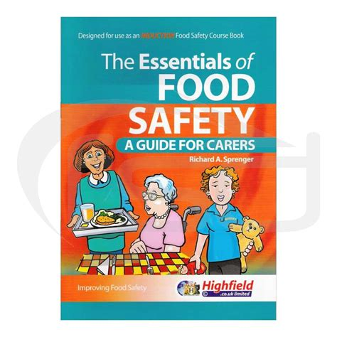 direct cuisines the essentials of food safety a guide for carers food