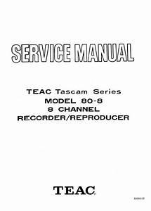 Teac Tascam Series 80