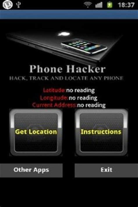 phone hacking apps cell phone hacker free for android appszoom