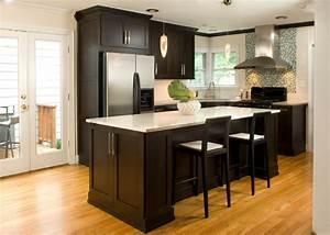 Kitchen, Design, Tips, For, Dark, Kitchen, Cabinets