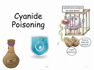 Cyanide Poisoning Forensic Medicine