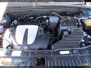 2011 Kia Sorento Lx V6 Awd 3 5 Liter Dohc 24