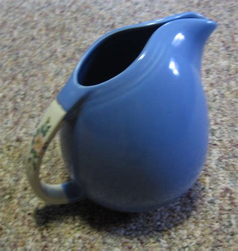 halls parade etsy vintage china parade serving pitcher by