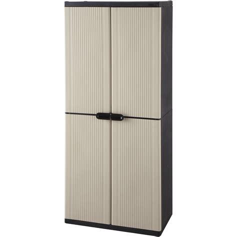 armoire plastique de jardin leroy merlin armoire id 233 es