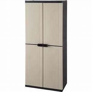 Armoire De Jardin Leroy Merlin : armoire de rangement en plastique leroy merlin maison ~ Dailycaller-alerts.com Idées de Décoration