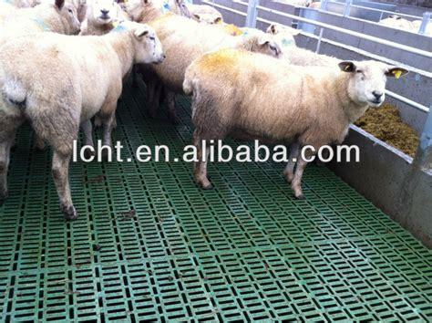 600mm*600mm Plastic Slat Floor For Pig/goat Floor/sheep