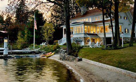 Wolfeboro NH Lake Houses