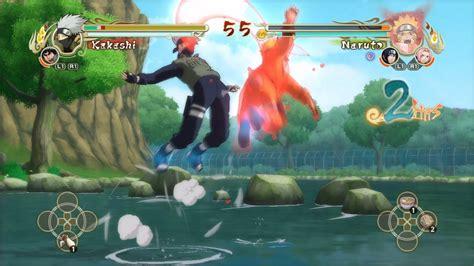 unlock  naruto ultimate ninja storm characters