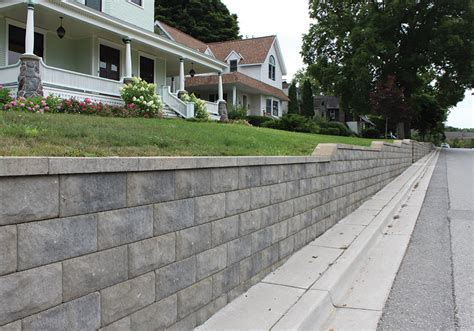 Retaining Wall Products by Segmental Retaining Walls Fendt Products