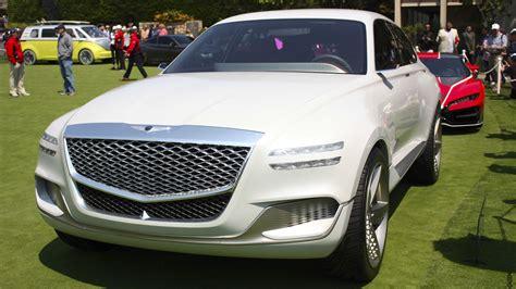 2017 Genesis GV80 Concept   Top Speed