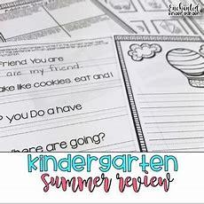 Kindergarten Summer Review By Keri Brown  Teachers Pay Teachers