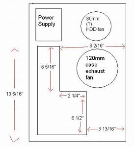 Diagram Of The Back Of My Computer Case