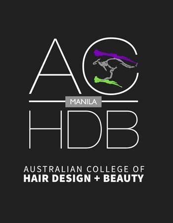 college of hair design australian college of hair design and manila make