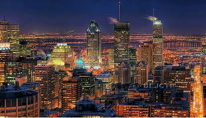 Montreal Night Wallpapers Skyline Houston Beograd Desktop